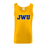 Gold Tank Top-JWU