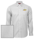 Red House White Diamond Dobby Long Sleeve Shirt-JWU