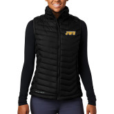 Columbia Lake 22 Ladies Black Vest-JWU