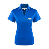 Ladies Royal Performance Fine Jacquard Polo-JWU