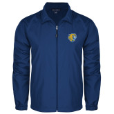 Full Zip Royal Wind Jacket-Wildcat Head