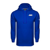 Under Armour Royal Performance Sweats Team Hoodie-JWU