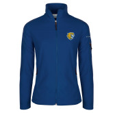 Columbia Ladies Full Zip Royal Fleece Jacket-Wildcat Head