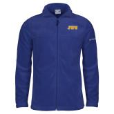 Columbia Full Zip Royal Fleece Jacket-JWU