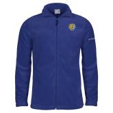 Columbia Full Zip Royal Fleece Jacket-Wildcat Head