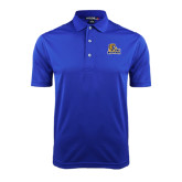 Royal Dry Mesh Polo-JWU Wildcats
