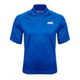 Royal Textured Saddle Shoulder Polo-JWU