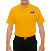 Under Armour Gold Performance Polo-JWU