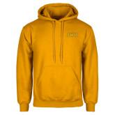 Gold Fleece Hoodie-JWU