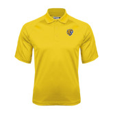 Gold Dri Mesh Pro Polo-Wildcat Head