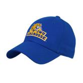 Royal Heavyweight Twill Pro Style Hat-Lacrosse