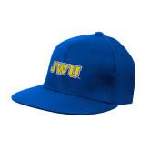 Royal OttoFlex Flat Bill Pro Style Hat-JWU