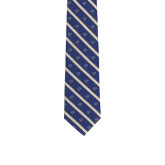 Traditional Silk Tie-University Mark
