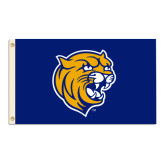 3 ft x 5 ft Flag-Wildcat Head