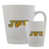 Full Color Latte Mug 12oz-JWU