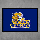 Full Color Indoor Floor Mat-JWU Wildcats