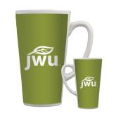 Full Color Latte Mug 17oz-Substainability Mark