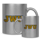 Full Color Silver Metallic Mug 11oz-JWU
