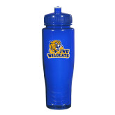 Spectrum Blue Sport Bottle 28oz-JWU Wildcats