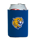 Collapsible Royal Can Holder-Wildcat Head