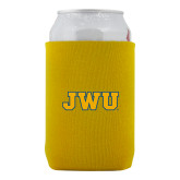 Neoprene Gold Can Holder-JWU