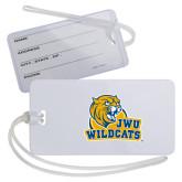 Luggage Tag-JWU Wildcats