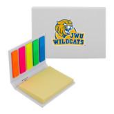 Micro Sticky Book-JWU Wildcats
