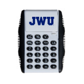 White Flip Cover Calculator-JWU