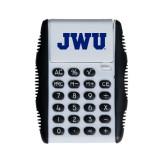 White Flip Cover Calculator-JWU