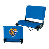 Stadium Chair Royal-Wildcat Head