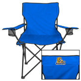 Deluxe Royal Captains Chair-JWU Wildcats