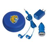 3 in 1 Royal Audio Travel Kit-Wildcat Head