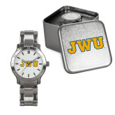 Mens Stainless Steel Fashion Watch-JWU