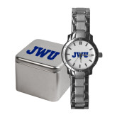 Ladies Stainless Steel Fashion Watch-JWU