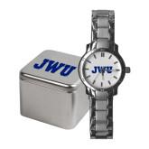 Ladies Stainless Steel Fashion Watch-JWU