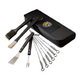 Grill Master Traditional BBQ Set-Wildcat Head
