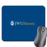 Full Color Mousepad-JWU Alumni
