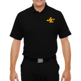 Under Armour Black Performance Polo-Stylized JC