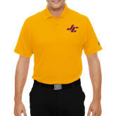 Under Armour Gold Performance Polo-Stylized JC