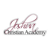 Medium Decal-Joshua Christian Academy, 8 inches wide