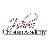 Large Decal-Joshua Christian Academy, 12 inches wide