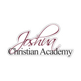 Small Decal-Joshua Christian Academy, 6 inches wide