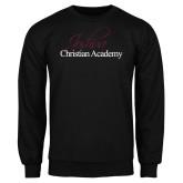 Black Fleece Crew-Joshua Christian Academy