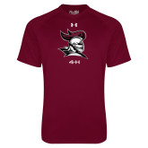 Under Armour Maroon Tech Tee-4-H Club