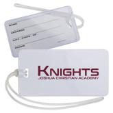 Luggage Tag-Kinghts Joshua Christian Academy