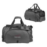 Challenger Team Charcoal Sport Bag-Joshua Christian Academy