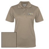 Ladies Vegas Gold Dry Mesh Polo-Primary Mark