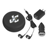 3 in 1 Black Audio Travel Kit-JC