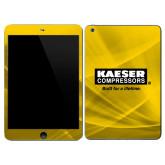 iPad Mini 3/4 Skin-Kaeser w tagline