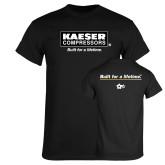 Black T Shirt-Kaeser